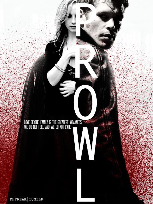 Prowl // Fiction basée sur la série