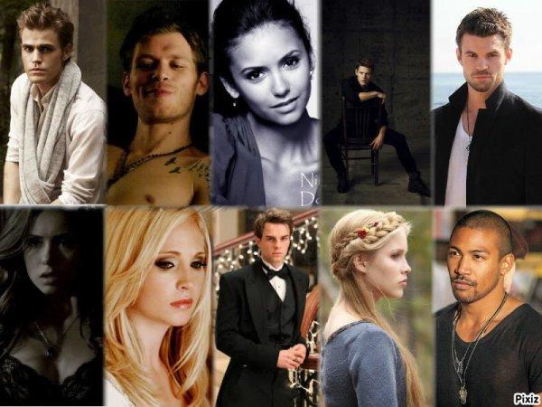 Le vrai amour est éternel // Fiction basée sur la série et le spin-off