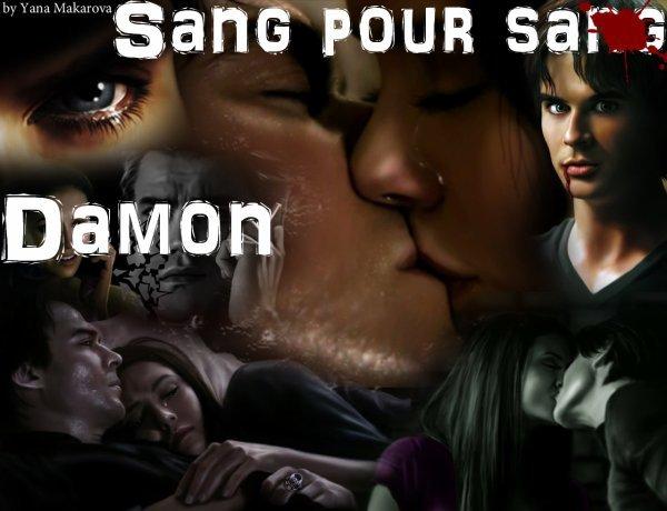 Sang pour sang Damon // Fiction basée sur la série
