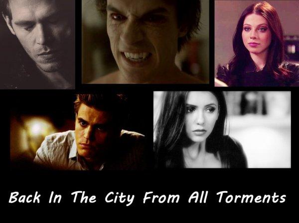 Back In The City From All Torments // Fiction basée sur la série