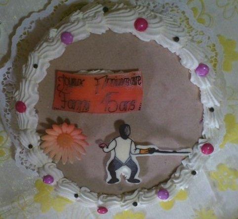 Gâteau!