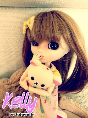 Ma première Pullip, Kelly