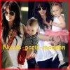 NICOLE RICHIE et ses enfants pour les 1ans de Sparrow!!