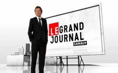 Kev au Grand Journal