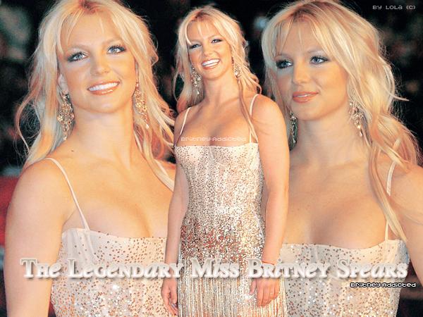 Bienvenue sur un un blog sur la belle Britney Spears.