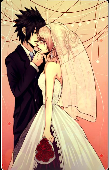 Couple sasuke-sakura