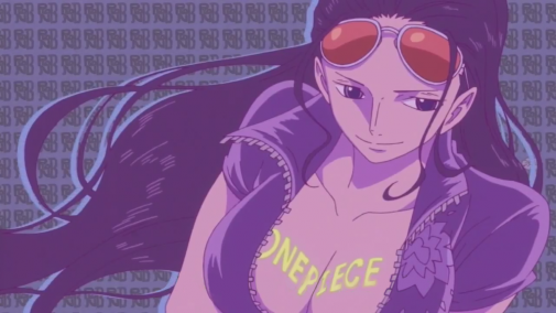 One piece nico robin 2 ans plus tard one piece - Robin 2 ans plus tard ...