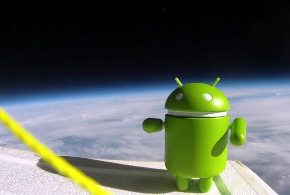 Android, Comme l'iPhone possèderait un « mouchard »