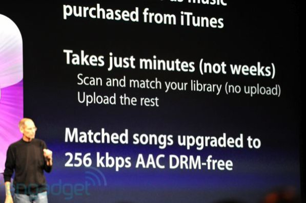 iCloud : vos données partout avec vous