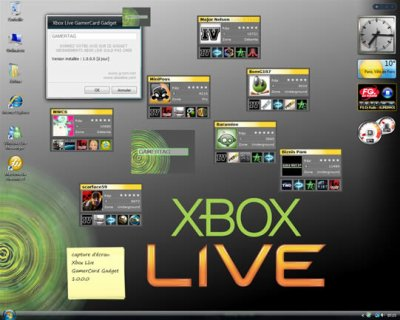 XBOX Live Intègré à Windows 8