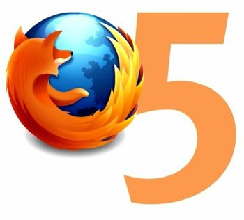 Firefox 5 met la version 4 en retraite anticipée