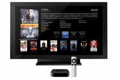 Apple lancerait un téléviseur iOS connecté à l'automne