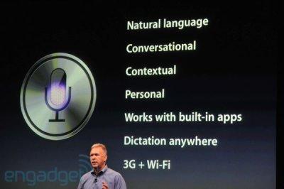 Tout sur l'iPhone 4S !
