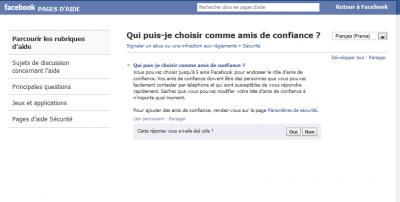 Facebook: de nouvelles applications pour plus de sécurité