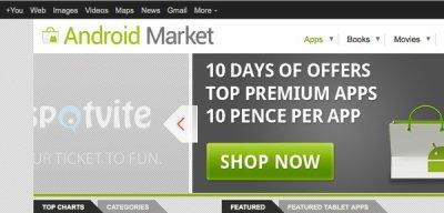 Android Market fait le ménage