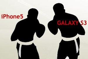 Galaxy S3 contre iPhone 5 : la guerre de la rumeur a démarré