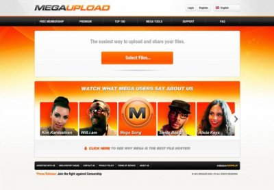 Les fichiers de Megaupload pourraient être supprimés dès jeudi