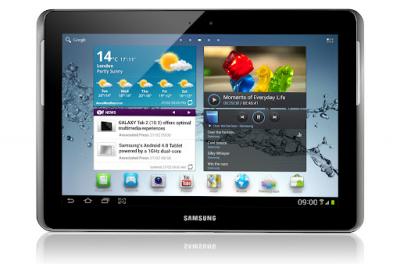 MWC 2012 : Samsung Galaxy Tab 2, 10,1 pouces et nouveau design