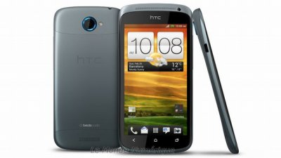 MWC 2012 : HTC dévoile les smartphones One V, One S et One X