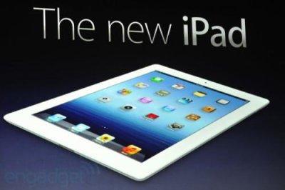 L'iPad 3 dévoilé