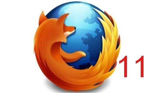 Mozilla Firefox 11.0 de sortie