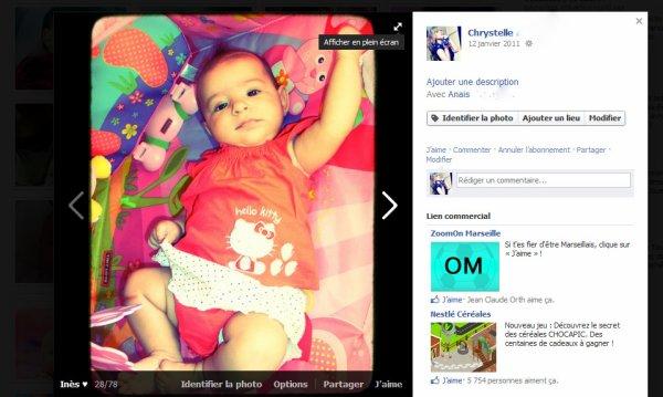 Quoi de neuf sur Facebook ?
