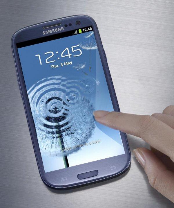 Lancement du Samsung Galaxy S3, bye bye Iphone
