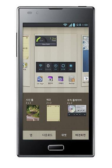 LG Optimus LTE2 : le premier smartphone avec 2 Go de RAM