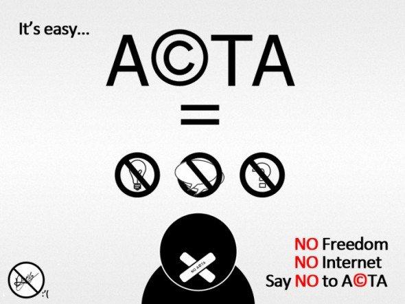 ACTA devrait être rejeté