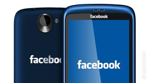 Un Facebook Phone dès l'année prochaine?
