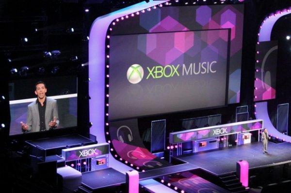 Microsoft dévoile XBox Music, la nouvelle plate-forme musicale
