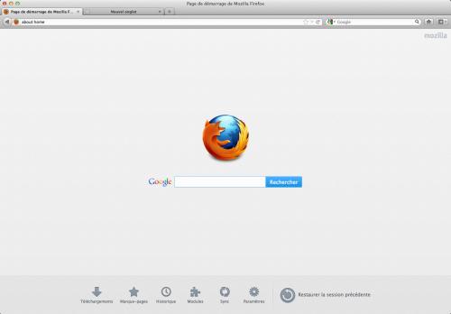 Firefox 13 disponible : Mozilla booste la visibilité des fonctionnalités