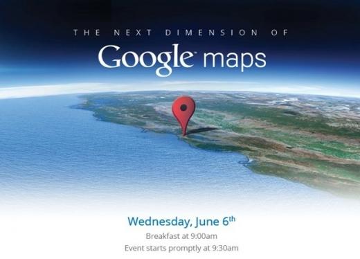 Google Maps fonctionnera hors connexion