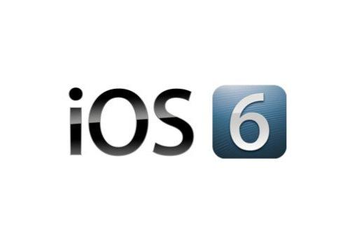 iOS 6 version beta disponible au téléchargement