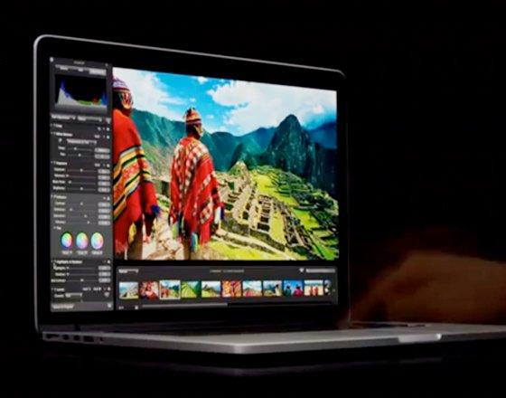 Retina d'Apple: Ce qui va changer avec le nouvel écran