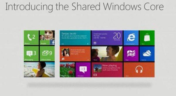 Microsoft présente Windows Phone 8