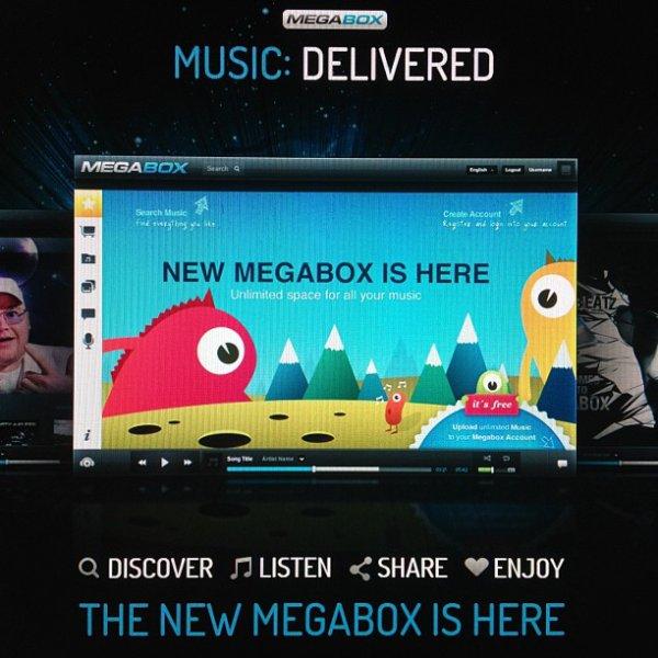 Kim Dotcom : le service Megabox pourrait voir le jour très prochainement