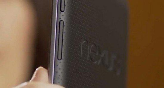 Google dévoile sa tablette: La Nexus 7