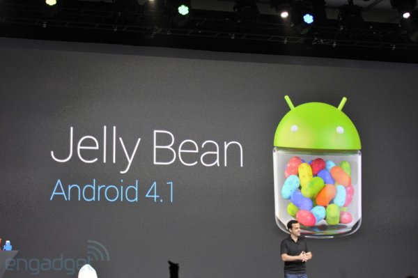 Android 4.1 Jelly Bean : Google innove… un peu !