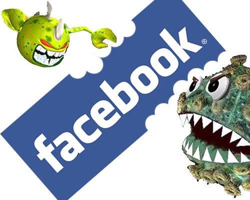 Facebook: Un malware exploite les tags photo