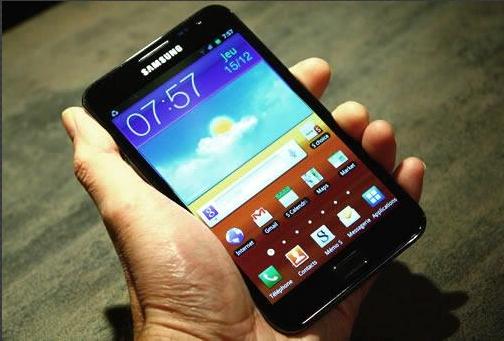 Samsung Galaxy Note 2 : Un Samsung Galaxy S3 en mieux ?