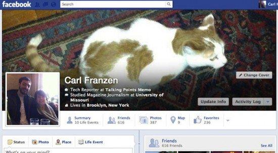 Facebook : la timeline obligatoire en automne