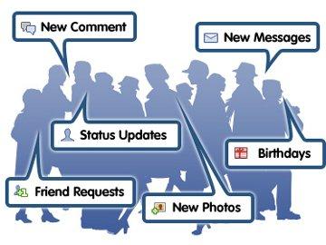 Facebook : les updates arriveront plus vite