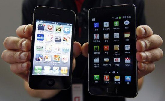 Samsung mis au pied du mur par Apple