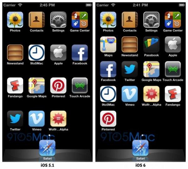iPhone 5 : Les confirmations et rumeurs de la semaine