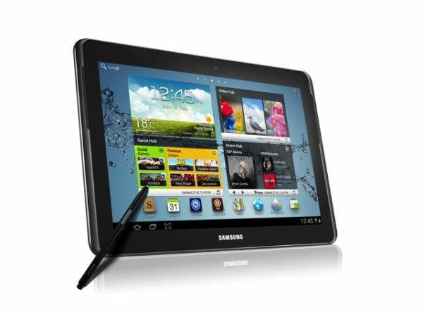 Samsung Galaxy Note 10.1 : Détrôner l'iPad armé d'un Stylet