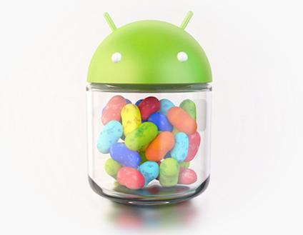 Qui aura droit à Android 4.1 ?