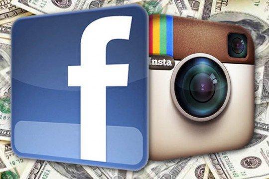 Feu vert pour le rachat d'Instagram par Facebook