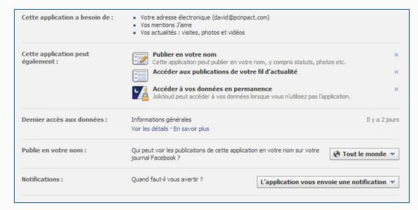 Facebook modifie ses notifications d'applications : comment s'en débarrasser