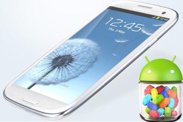 Samsung Galaxy S3 : la mise à jour Android 4.1 Jelly Bean quasi-définitive en fuite